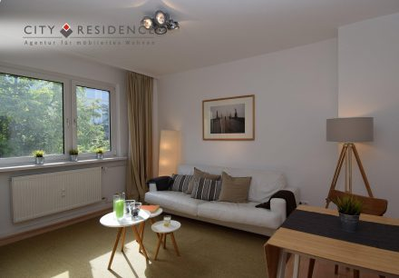 Frankfurt-Nordend 2-room(s)  Apartment, 48m²