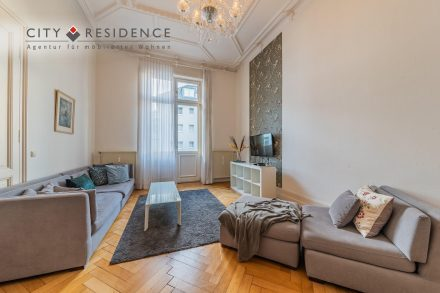 Frankfurt-Westend 4-room(s)  Apartment, 160m²